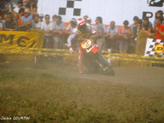 Graham Noyce on the Honda
