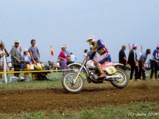 Hakan Carlqvist won both motos in Luxembourg