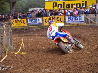Eric Geboers won the Dutch GP and 4 motos in 84