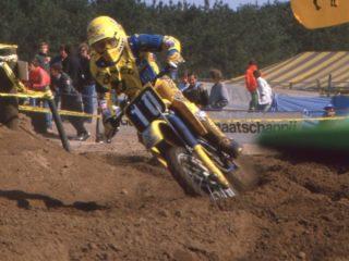 Lejeune won the final moto of the season