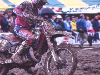 6-7 in Italy and the Czech GP were Alain's best results
