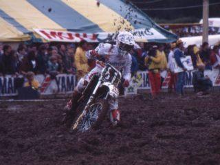 Alex Puzar became a contender in 88