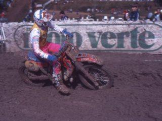 Malherbe won 3 GP's in 86