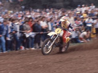 5 moto wins showed that Vromans had the speed