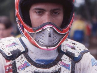 Bob Moore, 15 top 5 moto finishes but no win in '89