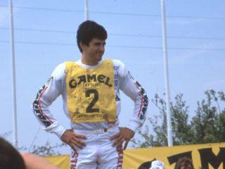 Corrado Maddi, #2 finished 3rd