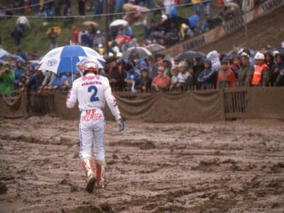 Strijbos and JMB won all but 2 motos in 1988