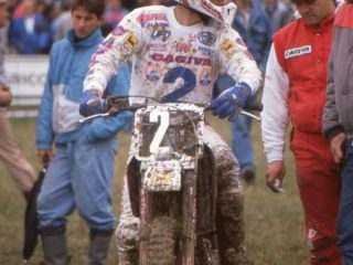 Dave Strijbos, #2 remained #2 in 1988