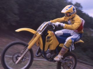 Edwin Evertsen, best Dutch rider in 6th