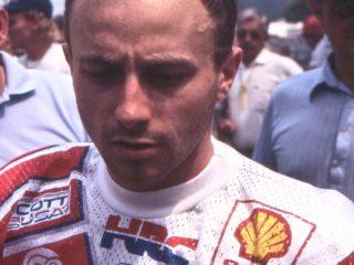 Eric Geboers, 1987 champ
