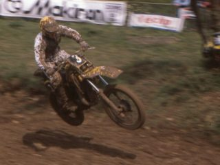 The Kid had 3 costly dnf's in the 1st 5 motos