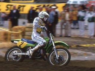 Georges Jobe, from runner up to 4th in 1985