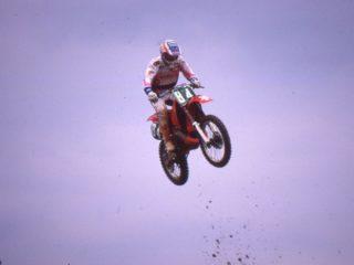 Giuseppe Andreani won the GP of Argentina