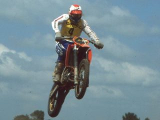Noyce won the GP in Switzerland, and motos in Austria and Holland