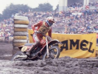 A win in the final moto could have won the title but it wasn't to be