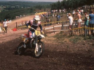 In the end Carlqvist won the title by 7 points