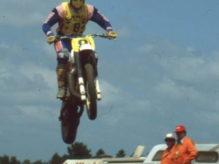 After 3rd in '80 & '81 and a disastrous '82 finally the 500cc title