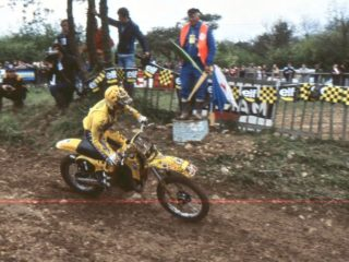 Everts had just a 6 points lead with 2 GP's to go when he went 1-1 in Dalecin