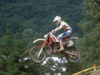 Jacky Vimond, runner up in 1984