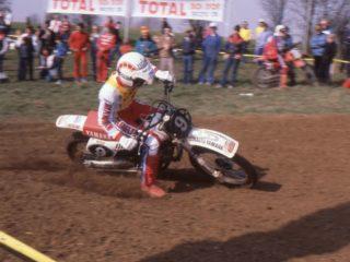 Jacky Vimond, Yamaha