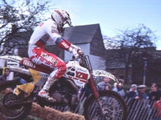 Vimond finished 5th overall in 1988