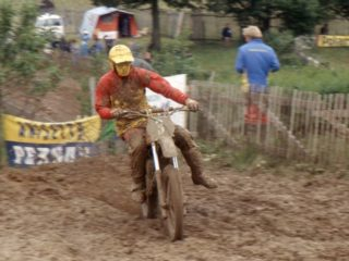 Jean Claude Laquaye won a moto in FRA and FIN