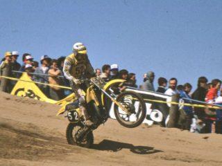 Nilsson won a moto in Sweden