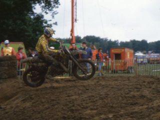 Jeremy Whatley on his Suzuki