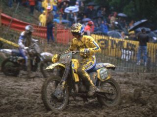 Whatley won 2 GP's but just one moto (GER)