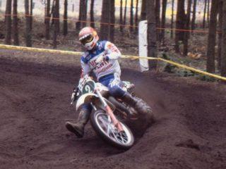 Van der Ven, 3rd in 1981