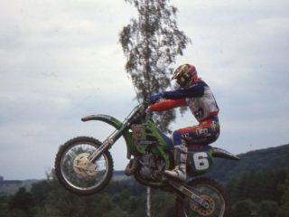 Bervoets won the dutch GP