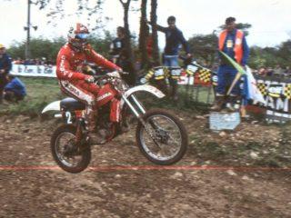 Rinaldi: #2 became #3 in '81