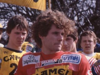 Michele Rinaldi in 1982