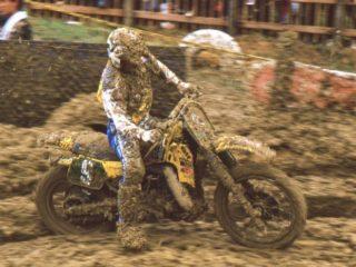 Rinaldi won a moto in Spain and Switzerland