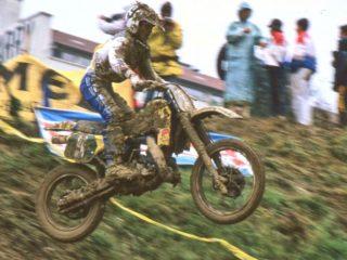 Michele Rinaldi, 4th in 1985
