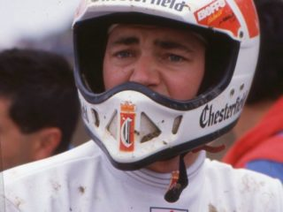 Rodney Smith was supposed to win the title for Suzuki