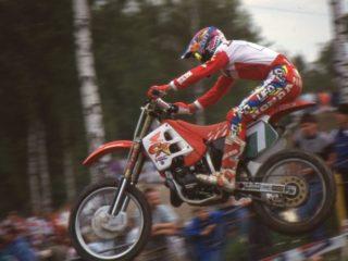 1991 250cc T.Parker