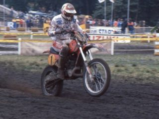 Malherbe won 5 motos