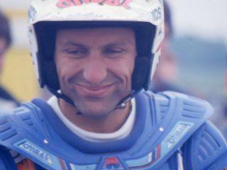 2. Andre Malherbe, 311 points, 3 moto wins