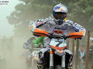 Barragan won 4 GP's