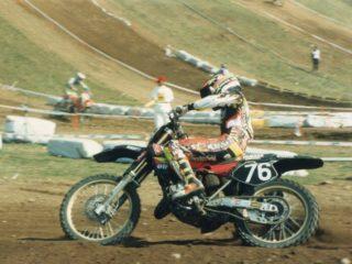 1994 125cc B.Moore