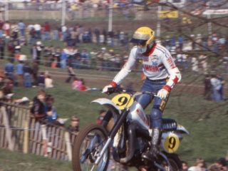 Andre Vromans, 4th in 1980