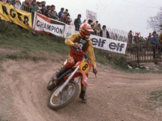 van den Broeck scored points regularly
