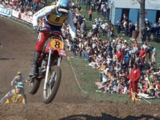 Roger DeCoster finished 5th in his final season
