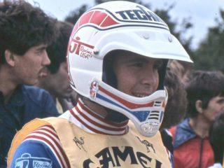 Danny Laporte in 1982