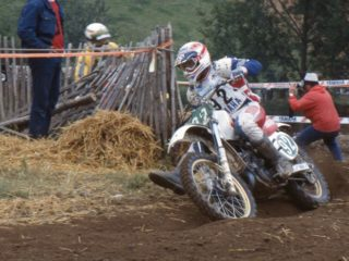 Laporte won his first moto in the Czech GP