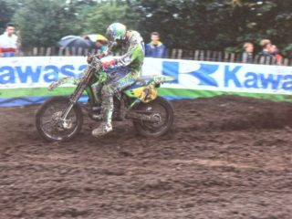 But 4 points in 7 other motos kept him from having any serious title hopes