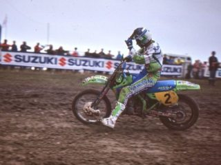 With a double moto win Thorpe won the Austrian GP