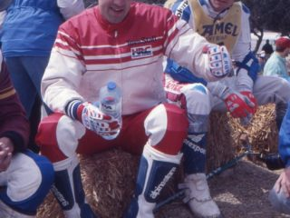 Dave Thorpe started the season winning 3 GP's in a row