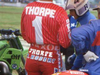 1986 500cc D.Thorpe